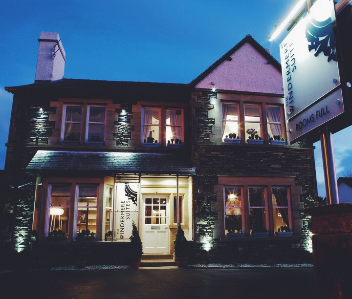 luxury hotel in Windermere