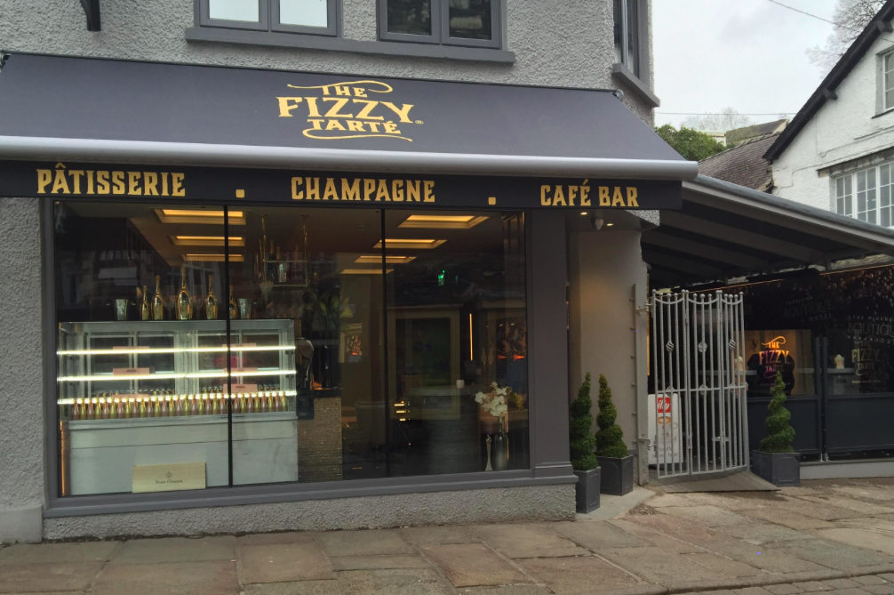 On our doorstep: The Fizzy Tarte