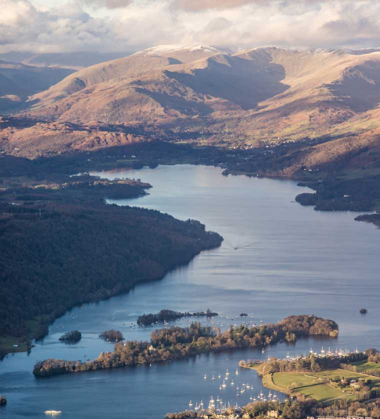luxury hotels windermere